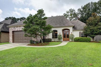 broussard Single Family Home For Sale: 111 Dogleg Drive