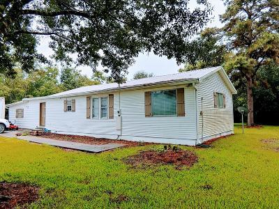 Vermilion Parish Single Family Home For Sale: 14885 La Hwy 92