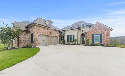 Sabal Palms Phase 2 Single Family Home For Sale: 501 Bronze Palm Way