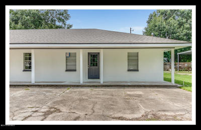 Lafayette Rental For Rent: 148 Haricot Road #A