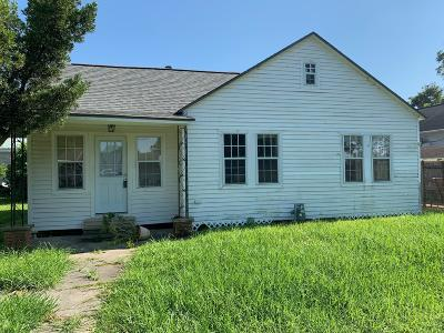 Erath Single Family Home For Sale: 202 W Leblanc Street