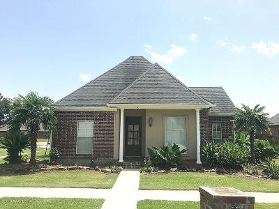 broussard Single Family Home For Sale: 101 Jenci Drive
