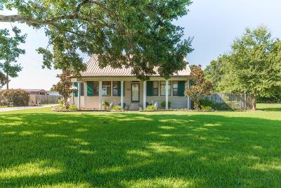 Maurice Single Family Home For Sale: 310 E Lafayette Street