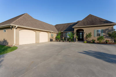 New Iberia Single Family Home For Sale: 1604 Ben Hogan Drive