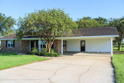 Crowley Single Family Home For Sale: 7048 Faulk Road