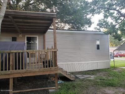 Duson Single Family Home For Sale: 309 Bopamo Lane #33