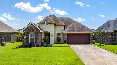 Scott Single Family Home For Sale: 309 Forest Creek Drive