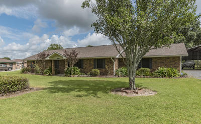 Crowley Single Family Home For Sale: 260 Guillory Drive