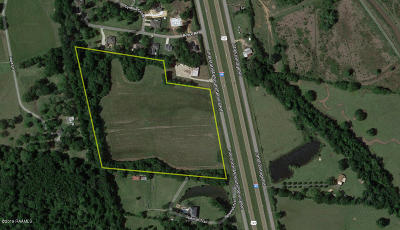 St Martinville, Breaux Bridge, Opelousas Residential Lots & Land For Sale: Tbd 1-49 Service Road