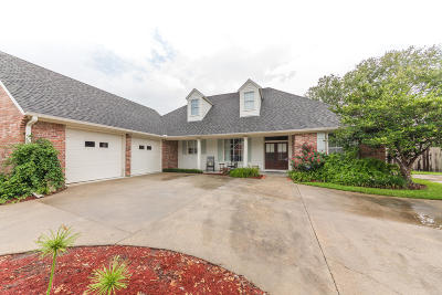 Broussard Single Family Home For Sale: 112 Innisbrook Drive