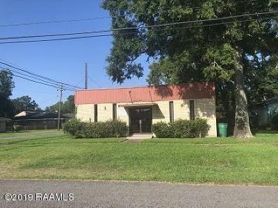 Acadia Parish Commercial For Sale: 503 N Avenue D