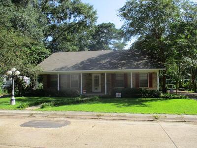 Ville Platte Single Family Home For Sale: 403 E Washington Street