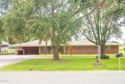 Ville Platte Single Family Home For Sale: 6155 Grand Prairie Road