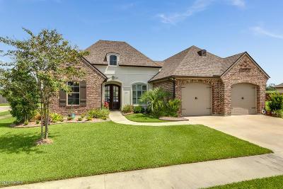 Sabal Palms Single Family Home For Sale: 210 Cascade Palm Court