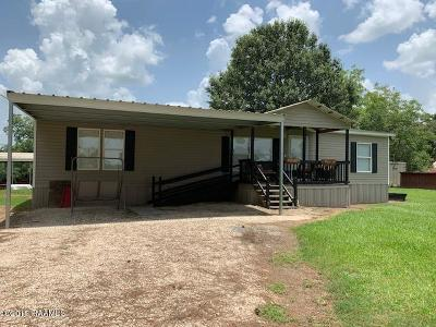 Opelousas Single Family Home For Sale: 7246 Hwy 31