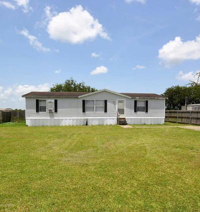 Duson Single Family Home For Sale: 216 Meda Drive