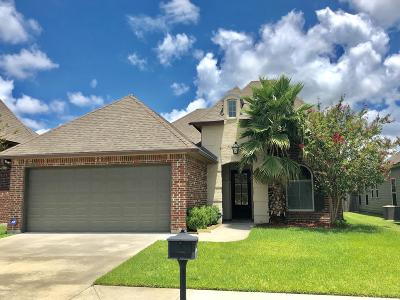 Lafayette Single Family Home For Sale: 508 Lafittes Landing Pass