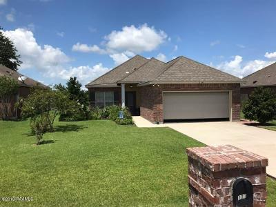 Rayne Single Family Home For Sale: 114 Cezanne Dr. Drive