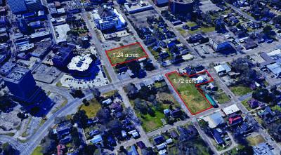 Lafayette Residential Lots & Land For Sale: 720 Lafayette Street