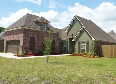 broussard Single Family Home For Sale: 107 Glenbrook Drive