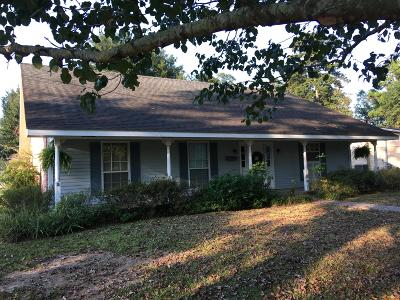 Opelousas Single Family Home For Sale: 905 Natchez Boulevard