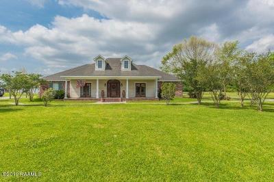 Arnaudville Single Family Home For Sale: 7149 Highway 93
