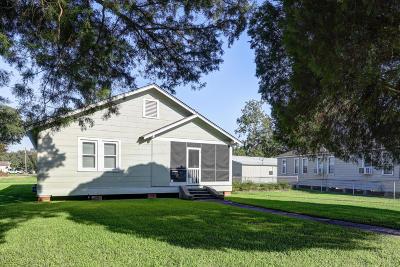 Franklin Single Family Home For Sale: 1401 Weber Street