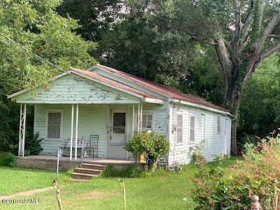 Opelousas Single Family Home For Sale: 1522 Hazel Street