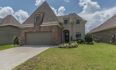 Broussard Single Family Home For Sale: 300 Birchview Drive