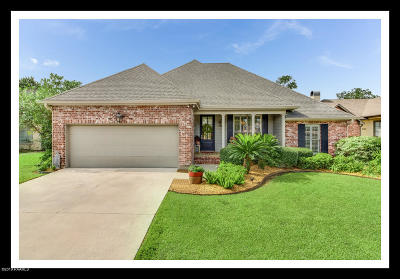 Youngsville Single Family Home For Sale: 104 Southlake Circle
