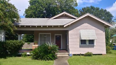 Crowley Single Family Home For Sale: 603 S Parkerson Avenue