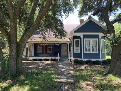 Church Point Single Family Home For Sale: 325 Eldrige Young Road