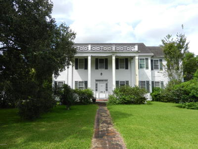 Abbeville Single Family Home For Sale: 500 2nd Street