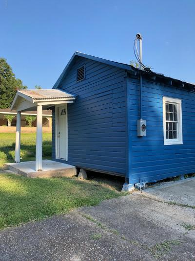 Opelousas Single Family Home For Sale: 417 W Bertheaud Avenue
