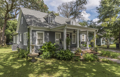 Abbeville Single Family Home For Sale: 207 N East Street