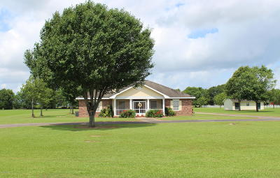 Ville Platte Single Family Home For Sale: 1066 Ella Mae Road