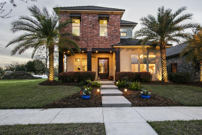 Lafayette Single Family Home For Sale: 205 W Vallauris Drive