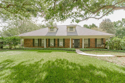 Carencro Single Family Home For Sale: 103 Manassa Circle