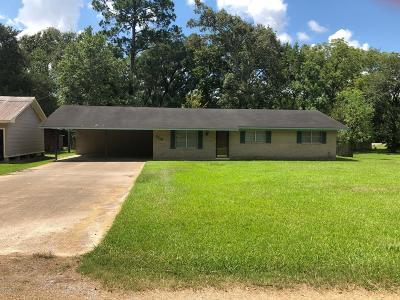 Basile Single Family Home For Sale: 2628 Savoy Street