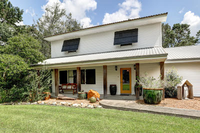 New Iberia Single Family Home For Sale: 3503 Northside Road