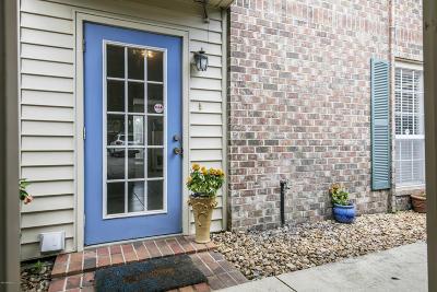 Lafayette Single Family Home For Sale: 311 Rue Louis Xiv #E