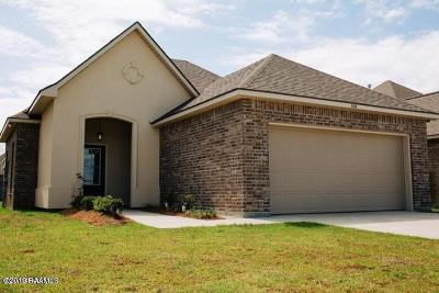 Youngsville Rental For Rent: 108 Valcour Place