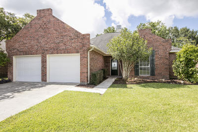 Lafayette Single Family Home For Sale: 105 Hyacinth Drive