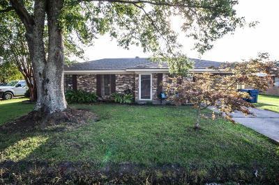 Lafayette Single Family Home For Sale: 203 Latin Drive