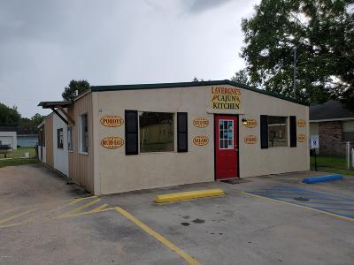St Landry Parish Commercial For Sale: 10300 Prejean Highway