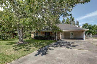 New Iberia Single Family Home For Sale: 419 Interlude Road
