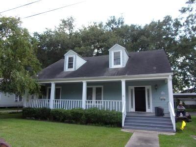 Ville Platte Single Family Home For Sale: 610 E East Washington Street