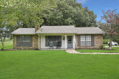 Jennings Single Family Home For Sale: 21370 Hwy 26
