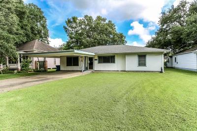 Jennings Single Family Home For Sale: 530 E Division Street