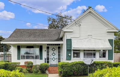 Broussard Single Family Home For Sale: 110 W Madison Street